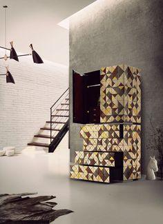 Elegante Schränke für moderne Wohnzimmer Design > Ihr Wohnzimmer braucht einen speziellen erstaunlichen Schrank! Schauen Sie diese Ideen an! | wohnzimmer | schränke | einrichtungsideen #innenarchitektur #wohndesign #schönerwohnen Lesen Sie weiter: http://wohn-designtrend.de/elegante-schraenke-fuer-moderne-wohnzimmer-design/