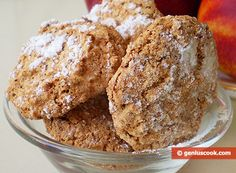 How to Make Amaretti Cookies | Baked Goods | Genius cook - Healthy Nutrition, Tasty Food, Simple Recipes