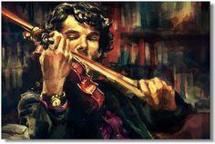 Шерлок Холмс, Sherlock - постер, плакат, афиша №17