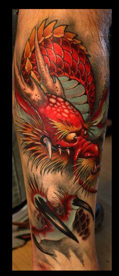 Tattoos « Cory Norris Art
