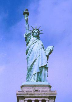 Statue de la Liberté – Auguste Bartholdi - Liberty Island, New York (USA) – Crédit Photo: André