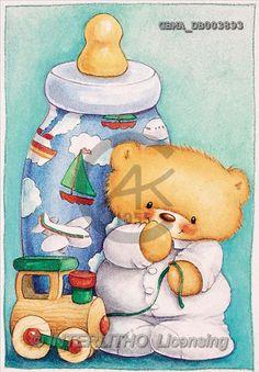 Liam, BABIES, paintings(GBMADB003893,#B#) bébé, illustrations, pinturas