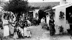 ¿Cómo eran los Patios de Córdoba hace casi un siglo? - Local - sevilla.abc.es