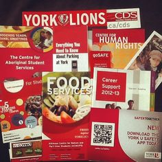 Looking for info on services here at #yorku feel free to check us out in Vari Hall #rz13