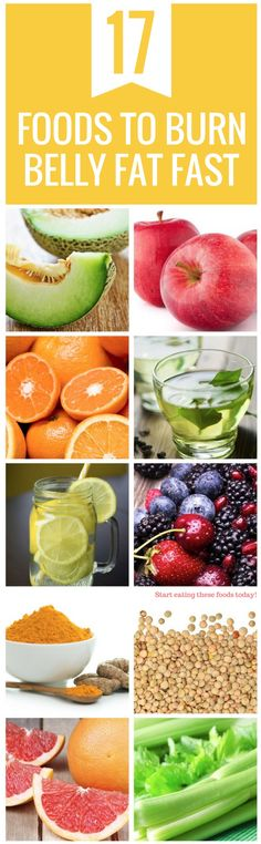 17 superfoods to eat every single days if you want to lose weight fast.