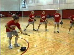 Indoor Hitting Drills for Softball - YouTube