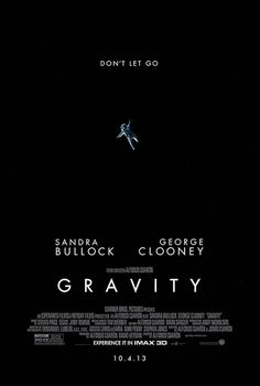 gravity movie posters typography spacing leading how did they do that indesign skills