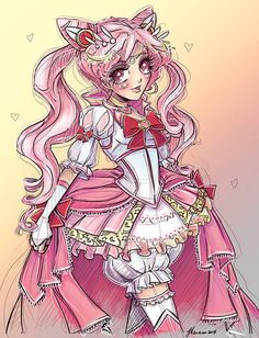 Sailor Moon Redesigns | Nerd Da Hora