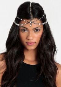 Pearl Chain Headpiece By Gypsy Junkies