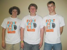 Scott Van Daalen, Brad Wylam and Ethan Wise will cross the state on a malaria awareness campaign, Running From Malaria.    Throughout the 21-day journey, the boys will visit Iowa churches to spread the word about malaria.