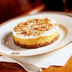 Fall Pumpkin Cheesecakes   Holiday Cottage