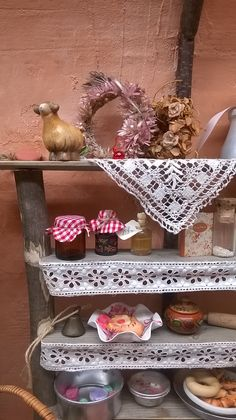 Details from Marta's kitchen. Cute Sister, More Fun, Tv Series, Animation, Magic, Rustic, Button, Kitchen, Cooking