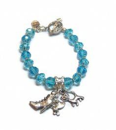 Armband Beau-Lynn | Blauwe Collectie | Beads Creations
