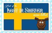 Lost in Sweden Moosletter