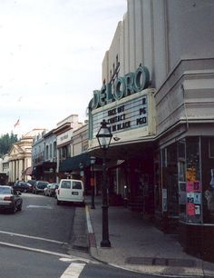 Del Oro Theatre, Grass Valley, CA by Onasill Grass Valley California, Nevada City California, California History, Southern California, Movie Theater, Theatre, Australian Cattle Dog, My Town, Art Reference