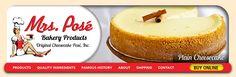 Plain Cheesecake (Original Classic) Marble Chocolate, Plain Cheesecake, Apple Crumb, Cookies And Cream, Cheesecakes, Bakery, Cherry, Pudding, Pumpkin