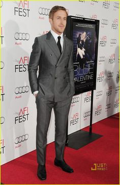 "Ryan Gosling Photos Photos: AFI FEST 2010 Presented By Audi - ""Blue Valentine""…"