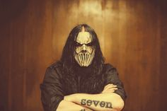 #7, Mick Thomson: | Here's A Closer Look At Slipknot's New Masks
