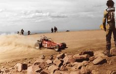 From 1982 Gary Lee Kanawyer in a VW powered Newman -Dreager ,Pikes Peak Hill Climb