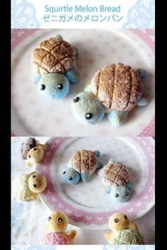 squirtle buns... oh my!!