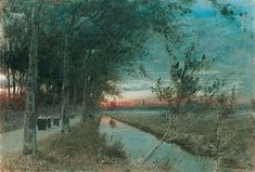 View The nuns walk, Bruges by Albert Goodwin on artnet. Browse upcoming and past auction lots by Albert Goodwin. Bruges, Past, Country Roads, Sunset, Landscape, Gallery, Painting, Artwork, Artist