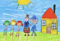 Hangos diafilmek Future Baby, Sons, Painting, Art, Art Background, Painting Art, Kunst, My Son, Paintings