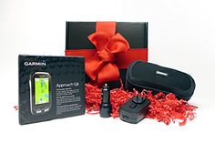 Garmin Approach G8 HOLIDAY GIFT BOX | Includes Handheld Golf GPS, Carry Case, Wall & Car Charge Adapters - http://www.specialdaysgift.com/garmin-approach-g8-holiday-gift-box-includes-handheld-golf-gps-carry-case-wall-car-charge-adapters-2/