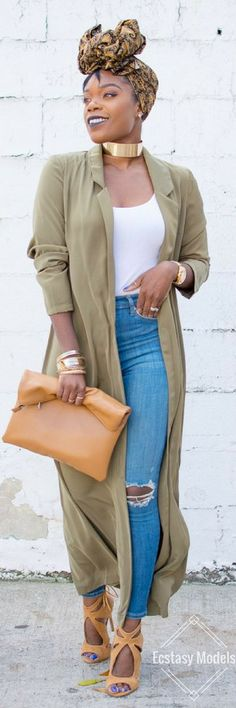 Falling in Love With Fall // Fashion Look by IslandChic77