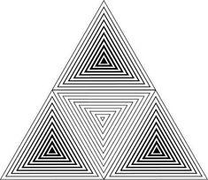geometric triangle art ile ilgili görsel sonucu
