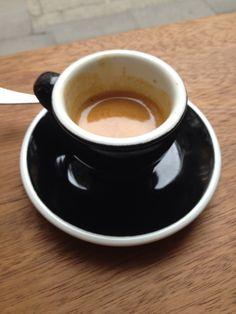 Nude Espresso Retail Coffee Roastary in Spitalfields, Greater London