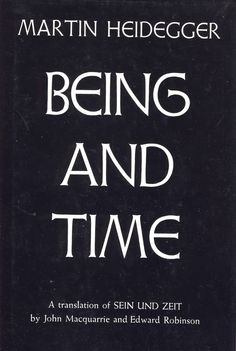 Shaun Kenaelly: Heidegger: Being and Time