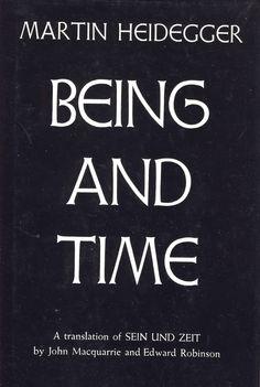 Shaun Kenaelly: Heidegger: Being and Time