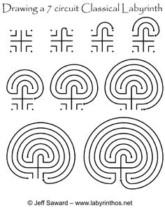 Labyrinths for learning | BCcampus