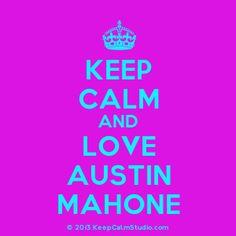 I love Austin Mahone