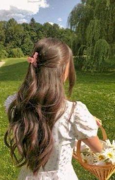 Hair Inspo, Hair Inspiration, Aesthetic Hair, Beach Aesthetic, Cute Girl Face, Pretty Hairstyles, Fairy Hairstyles, Girl Pictures, Dyed Hair