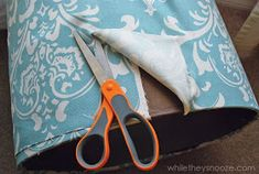 While They Snooze: How to Cover an Ugly Light Fixture Being Ugly, Light Fixtures, Make It Yourself, Cover, Diy, Lighting, Home Decor, Decoration Home, Bricolage