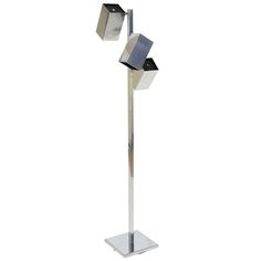 Shop floor lamps and other antique, modern and contemporary lamps and lighting from the world's best furniture dealers. Art Deco, Contemporary Lamps, Cool Floor Lamps, Scandinavian Modern, Cool Furniture, Mid-century Modern, Chrome, Mid Century, Lamp Ideas