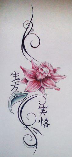 lotus flower tattoos - Google #tattoo patterns #tattoo design  http://awesometattoophotos329.blogspot.com