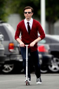 CHRIS COLFER WHY DO YOU HAVE TO BE GAY NOT FAIR I LOVE YOU