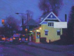 Doug Dawson. Yellow House