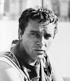 Richard Burton... Becoming mildly obsessed with this man