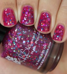 KBShimmer: Summer 2014 Collection Swatches and Review - Look High and Holo