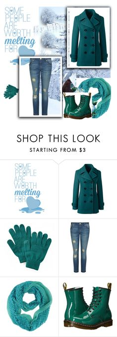 """""""jhtbh"""" by lamija10 ❤ liked on Polyvore featuring Disney, Lands' End, SO, MICHAEL Michael Kors and Dr. Martens"""