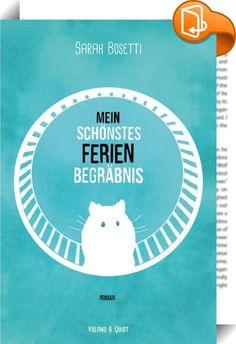Mein schönstes Ferienbegräbnis :: Sarah lebt mit ihrem Freund Ulf in Berlin. Sie trinken Eiskaffee zum Frühstück und essen Spaghettieis zu Abend, verkaufen geklaute Rentnertoupets an hippe Herrenausstatter aus Berlin-Mitte und kratzen den Schimmel von ihrer baufälligen Altbauwohnung. Ohne konkretes Ziel schlagen sie sich durch den Dschungel des hauptstädtischen Künstlerprekariats. Sie sind jung, dynamisch, orientierungslos und pleite. Kurz: Wenn es nach Sarah ginge, könnte alles ge... ...