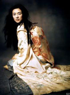Kimono Vogue