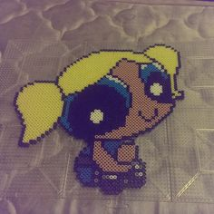 PPG Bubbles perler beads by mohawk_maniac4