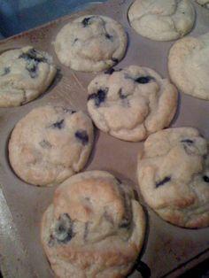 jamie eason bluberry muffin