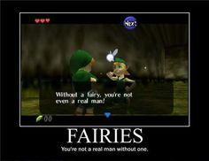 Legend of Zelda Humor
