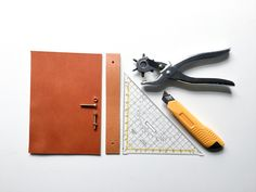 DIY Ledergriffe: diese Materialien brauchst Du, hamburgvoninnen.de