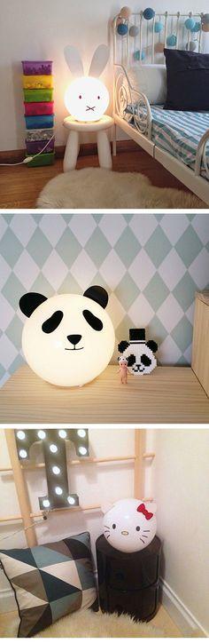 """Customiser la lampe boule """"Fado"""" d'Ikea"""